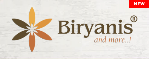 Biryanis and More PR