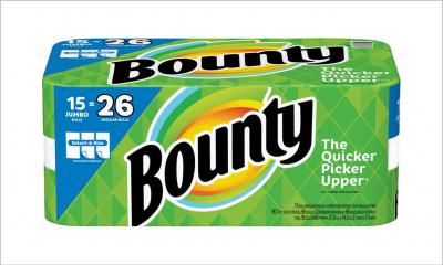 Bounty 15 Jumbo Rolls