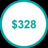 USD 328 TP